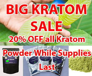 Big Kratom Sale